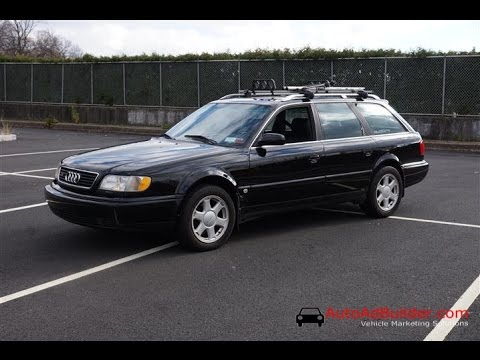 1995 Audi S6 20 Years Later A Modern Classic Audicar Youtube