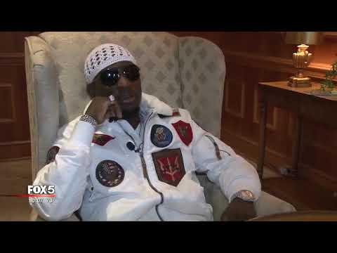 Feds raid rapper's home