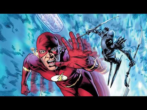 The Flash Outruns Death! (Final Crisis Part 1)