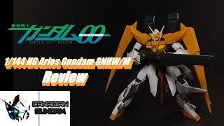 1/144 HG Arios Gundam GNHW/M Review
