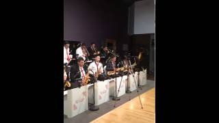 "Paso Del Norte Big Band ""Leave Us Leap"""