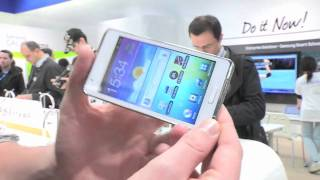 Samsung Galaxy S WiFi 4.2 hands-on