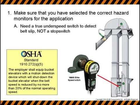 M300 Slipswitch underspeed sensor | 4B