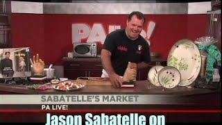 Jason Sabatelle on Wbres P A  Live (Pasta Fazool, Porketta & Lonza) 7 22 16