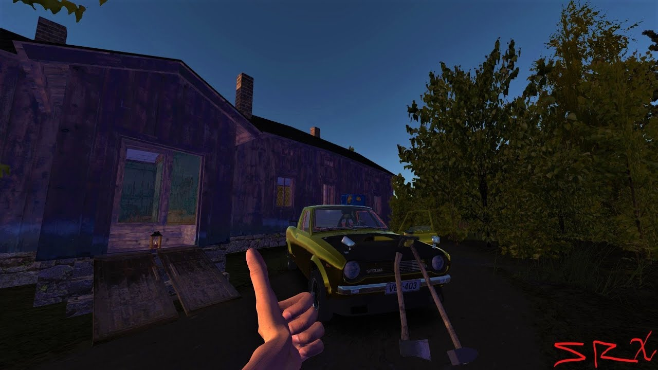 My Summer Car Update Haunted Mansion