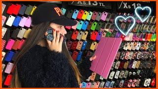 Telefon Kılıfı Alışverişim | (IPHONE 📱)-Eğlenceli Video