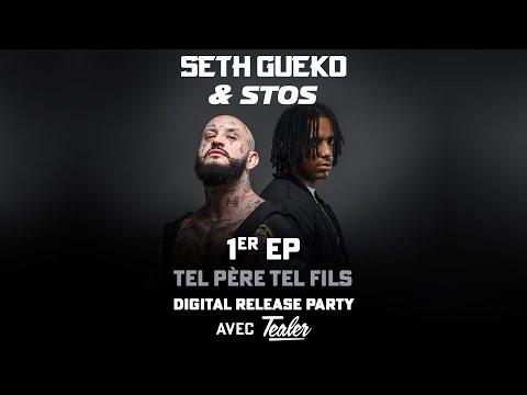 Youtube: Seth & Stos – Digital Release Party avec Tealer