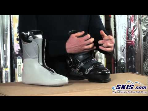 Salomon Review Boot Ski Mission 4 8wknO0P