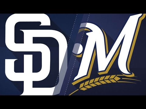 6/16/17: Thames' walk-off HR lifts Brewers to 6-5 win
