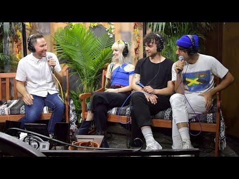 Paramore Interview - KROQ Weenie Roast Y Fiesta 2017