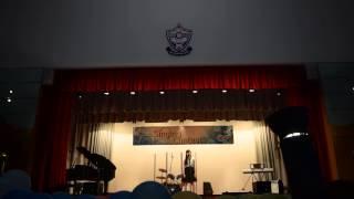 2014-2015 基督書院sing con決賽 - 低級組