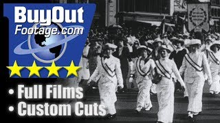 Womens Suffrage Movement