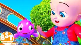 Perahu Mainan   Lagu Mini untuk Anak Anak