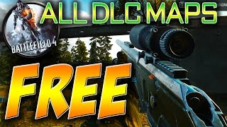 BF4 BATTLEFIELD 4 ALL DLC MAPS FREE ( ALL CONSOLES & PC ) PS4 XBOX ONE