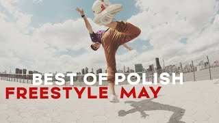Best of polish freestyle football - may [freestyle football compilation]