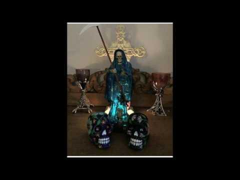 Mi Santa Muerte Chino Maniako y Menyu ft Master Nuco