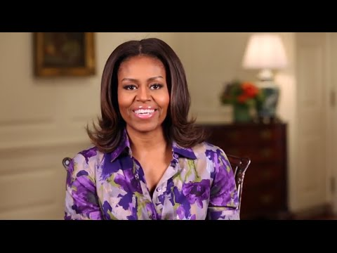 A Summer Learning Day message from First Lady Michelle Obama