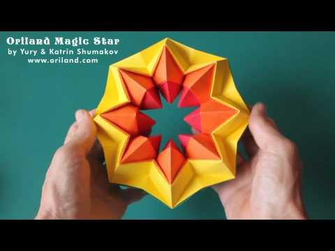 Oriland Magic Star Presentation