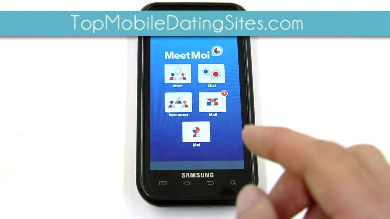 immobile dating app