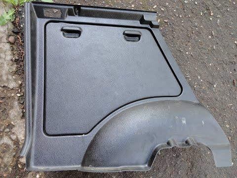 органайзеры в ниши багажника шевроле нивы