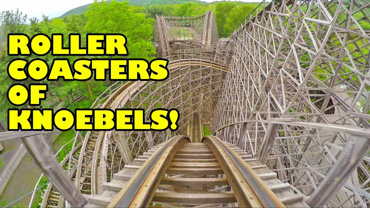 Roller Coasters Of Knoebels Amusement Resort All Of Them YouTube - Coasters with photos on them