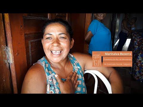 À espera da água: Entrevista com Marinalva Bezerra