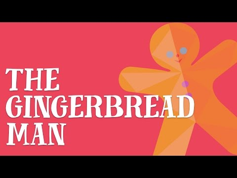 The Gingerbread Man Read by Rik Mayall | Animated Fairy Tales