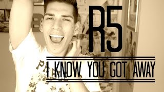 "R5 ""I Know You got Away"" Music Video Reaction!"