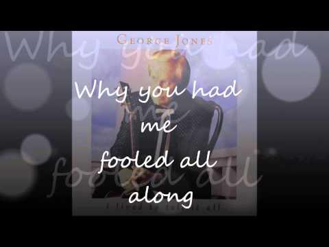 George Jones - I Must Have Done Somethin Bad