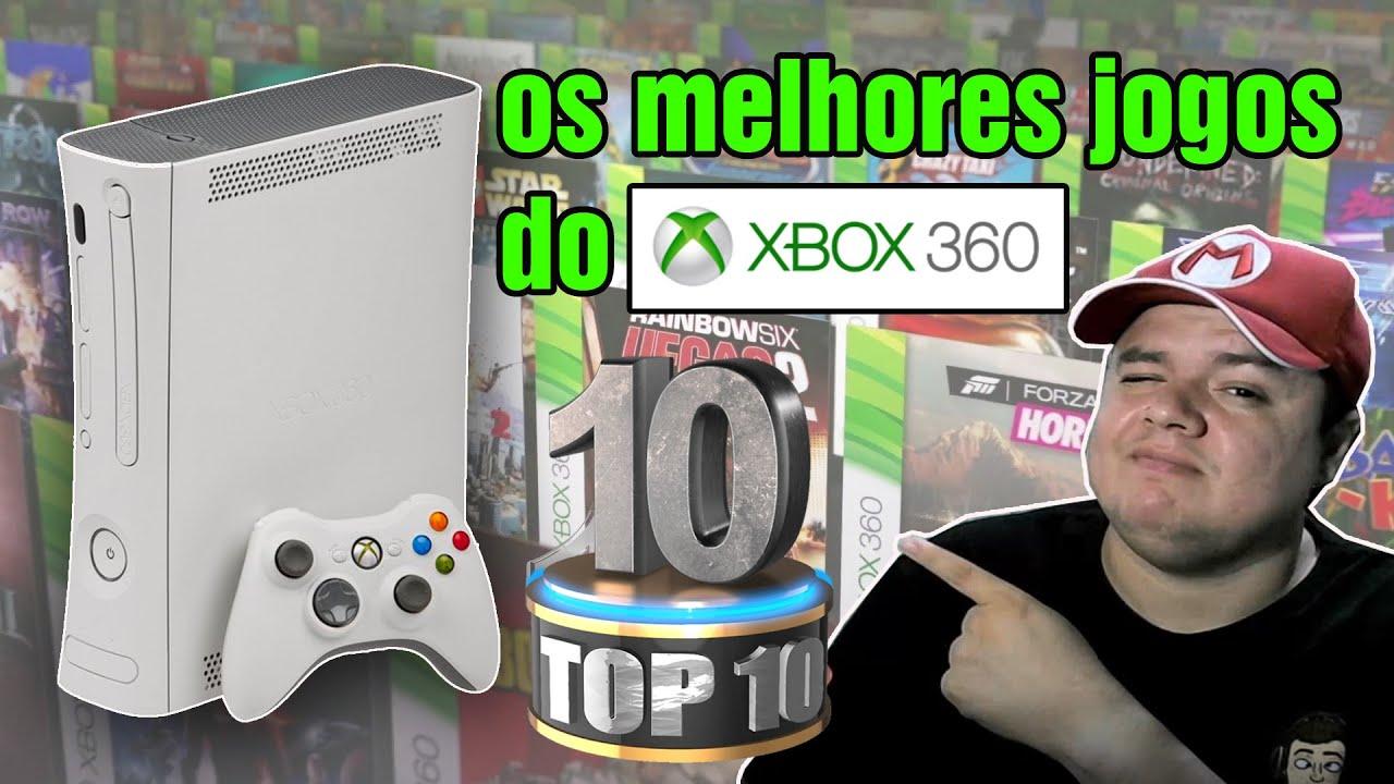 Download 🏆 TOP DEZ MELHORES JOGOS DO XBOX 360