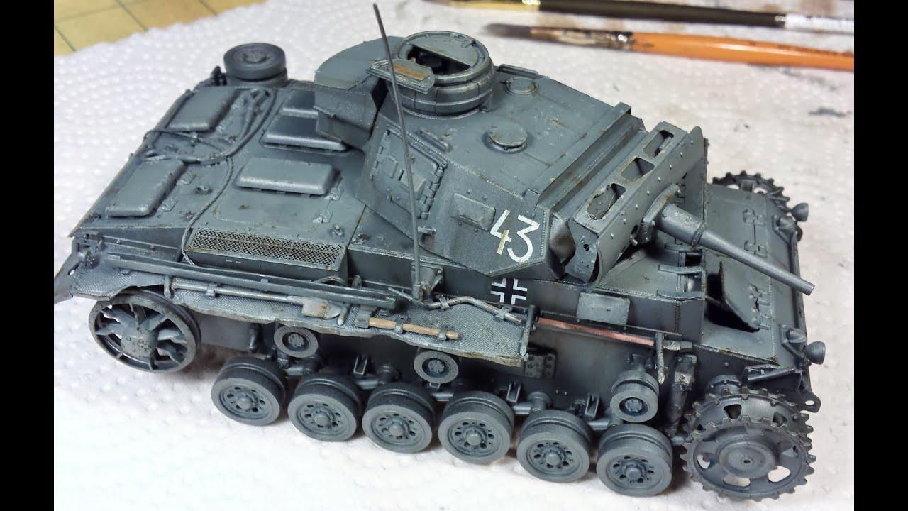Panzer Grey Paint Color