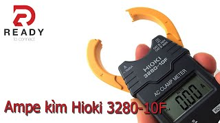 Ampe kìm HIOKI 3280 10F 1000A …