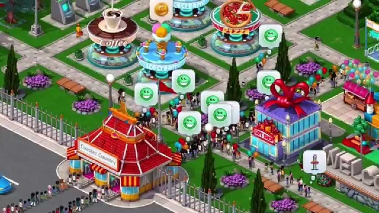 RollerCoaster Tycoon 4 Mobile Trailer (ESRB Rating: Everyone)