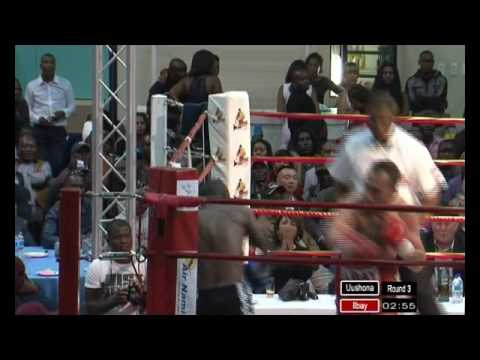Bethuel Tyson Ushona vs Deniz Ilbay Full fight
