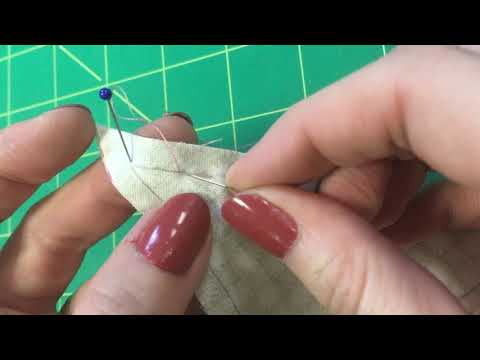How To Piece Patchwork By Hand