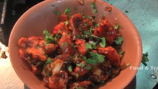 Prawns Manchurian | Fast Food & Street Food In India