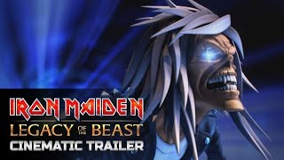 Maiden: Legacy of the Beast