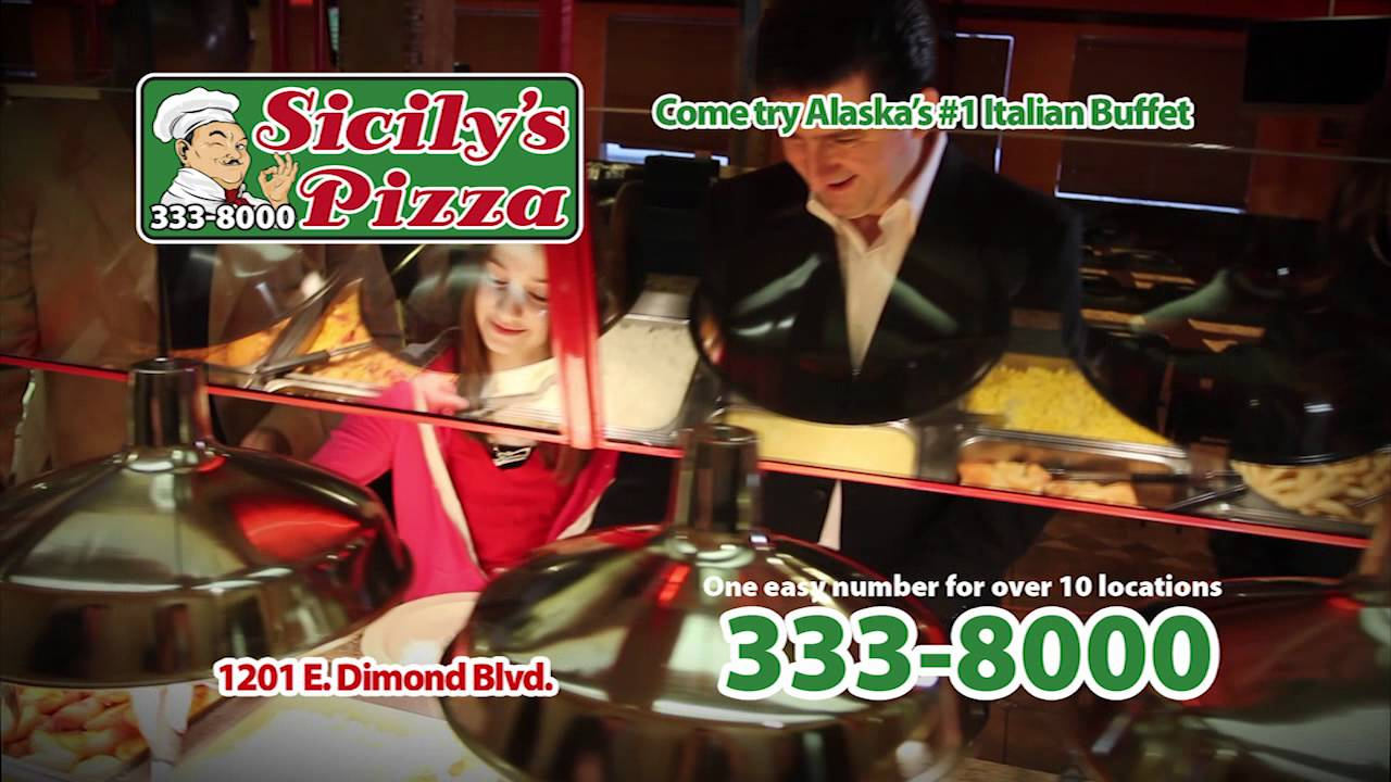 Sicily's Pizza Buffet 2012