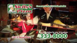 Sicily's Pizza Buffet 2012