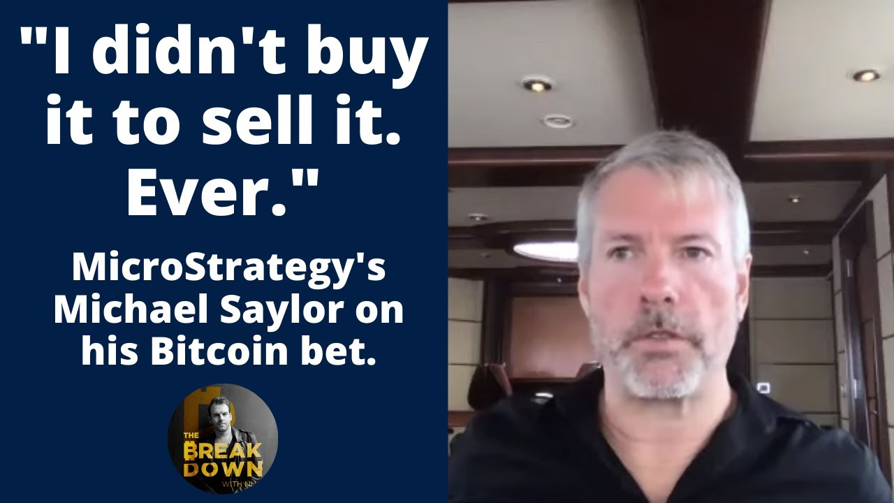 🎬 NLW: MicroStrategy's Michael Saylor on Ditching Cash for Bitcoin