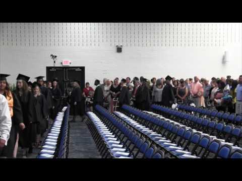 Bladen Community College Graduation on May 16th, 2017