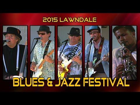 FLOYD & THE FLYBOYS  2015 Lawndale Blues & Jazz Festival