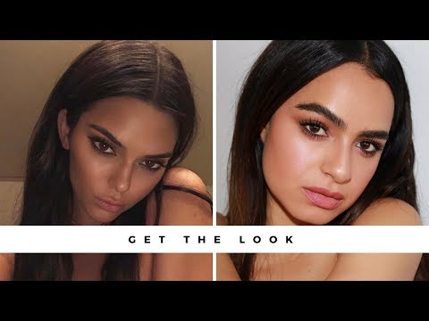 GET THE LOOK: KENDALL JENNER BRONZED MAKEUP