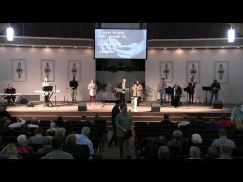 Sunday Service November 13th