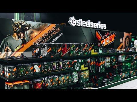 Play to Win - История компании SteelSeries