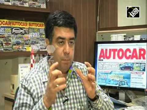 Automobile industry witnesses slip in India (Sep 03, 2015)