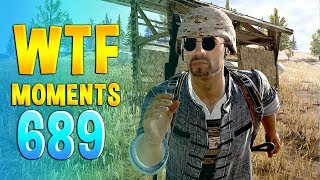 PUBG WTF Funny Daily Moments Highlights Ep 689
