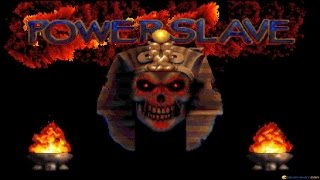 Powerslave - Exhumed gameplay (PC Game, 1996)