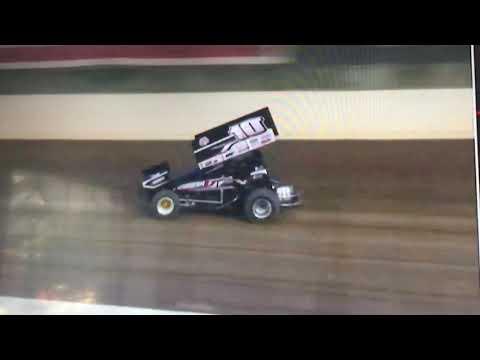 Jim Perricone Eldora Speedway Qualifying