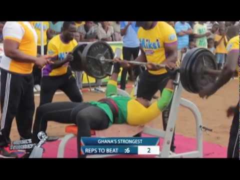 GHANA'S STRONGEST SEASON 6 - EP5